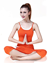 Yoga Clothes Suit 2015 Spring New Female Yoga Clothes Dance Clothes Fitness+10136
