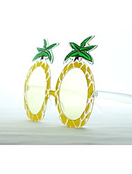 grappig ananas pc geek&chique party bril