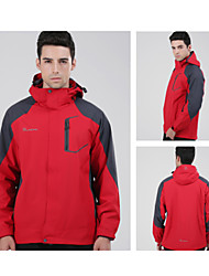 Men's Waterproof and Breathable Outdoor Hiking Jackets