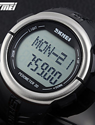 SKMEI® Men's Sporty Heart Rate Watch LCD Digital /Pulse Meter/Calendar/Chronograph/Water Resistant/Alarm Cool Watch Unique Watch