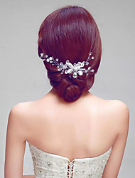 New Fashionable Rhinestones Wedding/Party Bridal Hairpins/Headpiece with Crystals