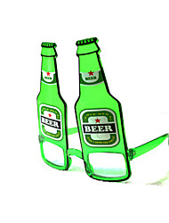 pc cerveja engraçado do geek garrafa&vidros do partido chique