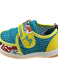 Baby Shoes Outdoor/Casual Synthetic Fashion Sneakers Blue/Green