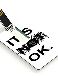 4GB It's OK Design Card USB Flash Drive