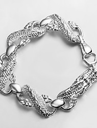 Italy 925 Silver Dragon Design Bracelet New Design Alex And Ani Bracelets Cuff Bracelet