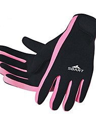 2MM Neoprene Cold Diving  Anti Scratch Gloves Free Size