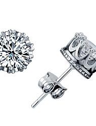 Deal Women's Crown Earrings
