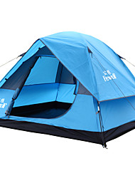 Hewolf Moistureproof Waterproof Polyester One Room Tent 1130 Green/Blue/Army Green