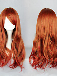 Cosplay High Quality Fashion High Quality Synthetic Wig High Temperature Wire Color