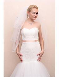 Wedding Veil Four-tier Elbow Veils