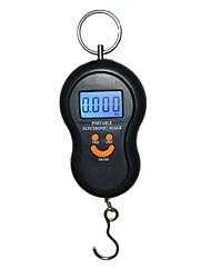 портативные электронные весы для багажа масштаб рыбалка масштаба
