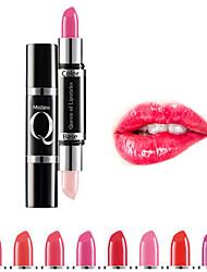 Q10 Two-in-one Moisturizing Nourishing Non-fading  Lipstick