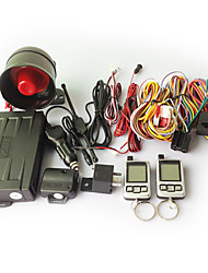 SPY Two Way LCD Car Alarm System Remote Engine Start Super Long Range Monitoring Tested in Wild Space
