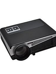 HTP HD Home Theater Projector 3000Lumens 720P (1280x720) LCD Android 4.2 WIFI LED-86+