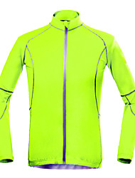 KORAMAN Men's Spring and Summer Breathable Long Sleeve Bicycle Cycling Jersey