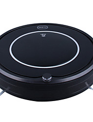 Automatic Intelligent Robot Vacuum Cleaner Self Charging, Remote Control, LED Touch Screen