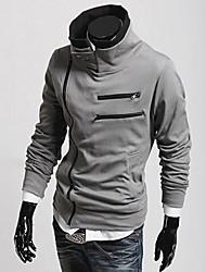 Herren Freizeit/Formal/Sport Activewear Sets  -  Einfarbig Lang Kaschmir