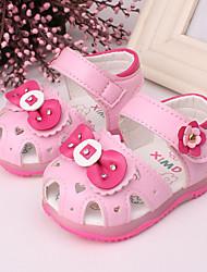 Baby Shoes - Tempo libero / Formale / Casual - Sandali - Finta pelle - Blu / Rosa / Rosso / Bianco