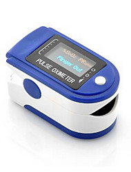 Pulse Oximeter Finger Pulse Blood Oxygen SpO2 Monitor with Carrying case Landyard