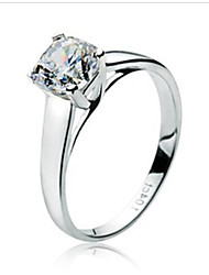 Quality Guarantee Solid 925 Silver 1CT 6*6mm Cushion SONA Simulate Diamond Ring for Women Anniversary Jewelry Ring Value
