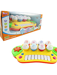 Toy Musical Instrument Electronic Cartoon Multi-function Electronic Musical Toy for Kids