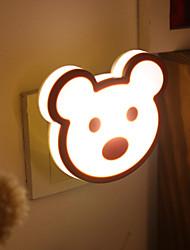 The Cartoon Bear Light-Control Night Light