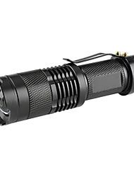 mini-1-mode cree zoom xr-e Q5 lanterna LED (210LM, 1xAA)