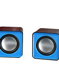 AllSpark ®USB Mini Multimedia Speaker System(Assorted Colors)