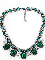 New Arrival Fashional Hot Selling Luxury Gem Necklace
