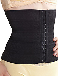 Women Hook & Eye Underbust Corset