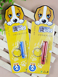 Hardcover Ultrasonic Dog Whistle The Trumpet For Dogs
