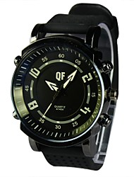 Men's  Watch Quartz(Assorted Colors)