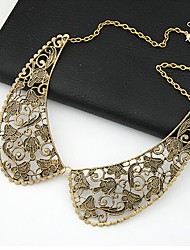 New Arrival Fashional Hot Selling Retro Carving Collar Necklace