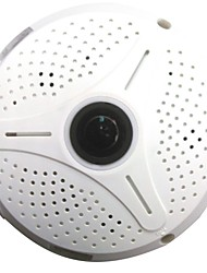 360 - Degree Wide Angle with 8 Road Network Segmentation Panoramic Camera