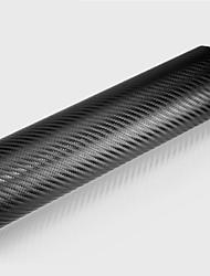 auto decoratie 3d koolstofvezel film auto wrap sticker kwaliteit van het materiaal geen pvc 1,35 * 1m