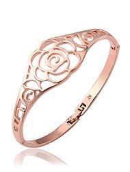 Oro Rosa Bonito/Trabajo para Mujer