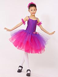 Women's/Children's Performance Sequined Tulle Ballet Dance Dress/Costumes