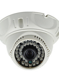 "Security Camera 1/3"" CMOS 1000TVL CCTV Camera Night Vision 36LED Infrared Indoor Video Surveillance Camera"