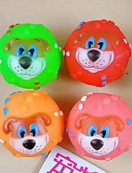 Hunde / Katzen Spielzeuge Haustierspielsachen Kugel Dog Gummi