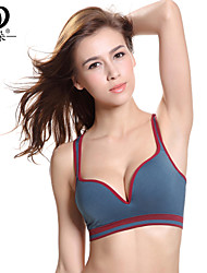 Open Cup Bras , Push-up/Seamless/Wireless/Racerback/Strapped/Sports Bras Nylon