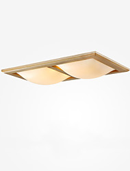 Modern Simple LED Ceiling Lights For Living Room Lamp Bedroom Study Dining Room Lights Rectangular Arylic Ceiling Lamp