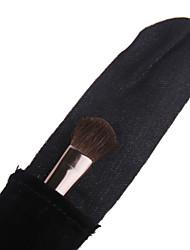 lashining высокое качество конского волоса кисти тени для век подарок один черный байковые