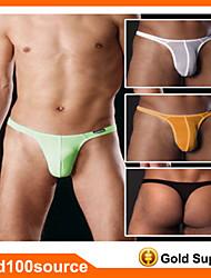Männer sexy g string Tasche Unterwäsche Shorts Herren Slip String Bulge thongs kurze Boxer Bikini zurück Männer Marke ML XL 2014 neue yf53