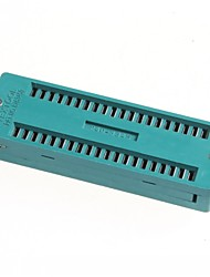 ic Block 40p 40p Sperrsitz 40PIC Live-Test Sitz Chip IC-Sockel bas