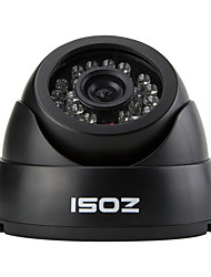 ZOSI® 700TVL CMOS IR Cut Day Night Indoor CCTV Seurity Dome Camera Surveillance