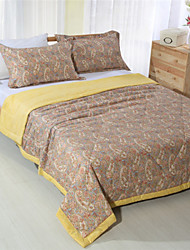 Summer Quilts Printed Paisley Carpet Western Design 100% Cotton