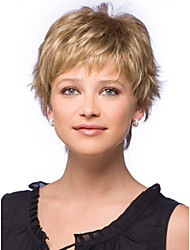 высокое качество монолитным короткие вьющиеся моно топ парики человеческих волос 9 цветов на выбор
