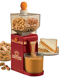 Peanut Butter Maker Homemade Machine Natural Grinder Electric Organic Nut Mixer