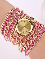 orologio al quarzo di marca delle donne di modo di marca dell'orologio di lusso del progettista nuova moda