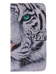 For Sony Case / Xperia Z3 Card Holder / Wallet / with Stand / Flip Case Full Body Case Animal Hard PU Leather for SonySony Xperia Z2 /
